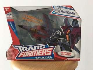 Transformers Animated Starscream