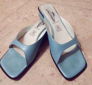 Longchamp 休閒涼鞋