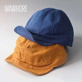 🚚 The Affordable Unisex Short Brim Cap for Hipsters