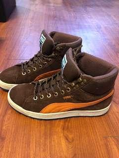 Puma 高筒鞋