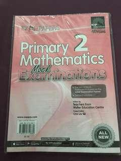 Primary 2 Mock Examinations Papers