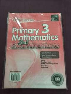 Primary 3 Mock Examinations Papers