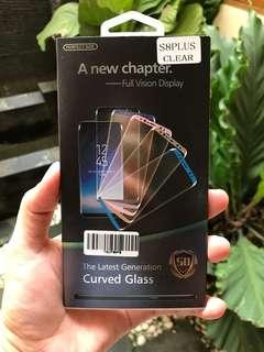 Curved Glass S8+