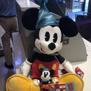 🌟代購 上海迪士尼 Disney🌟米奇 Mickey 90週年生日 公仔 掛飾 鎖鑰扣