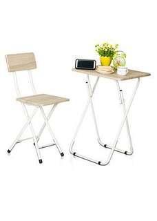 FUNIKA 22110 set meja dan kursi lipat