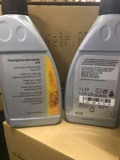 Mercedes auto oil