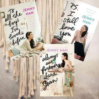 [Sequel] To All The Boys I've Loved Before