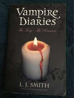 Vampire Diaries: The Fury + The Reunion by L.J. Smith