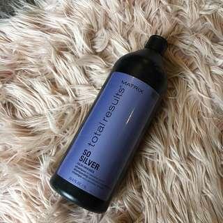 Matrix Total Results So Silver Shampoo 1L