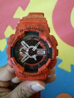 Casio watch WR20BAR