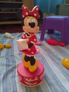 Minnie Mouse Coin Box