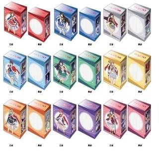 少女 ☆ 歌劇 レヴュースタァライト Deck Holder Collection V2 - 9種