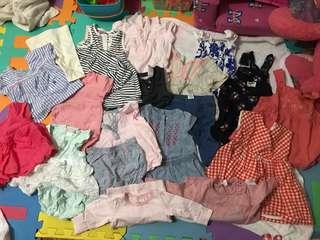 Assorted baby clothes!!!! REPRICED!!!