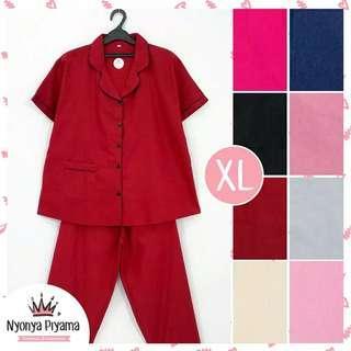 Piyama Celana Panjang XL jumbo