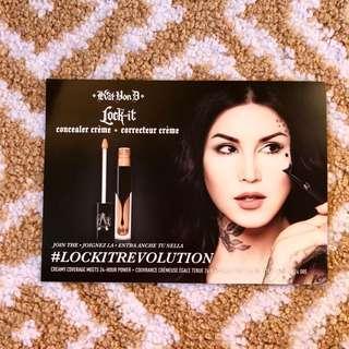 Kat Von D Beauty Lock It Concealer