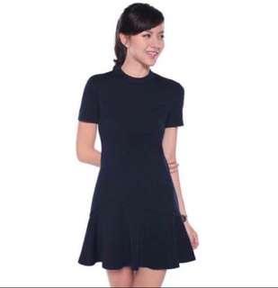Love Bonito LB Audrette Peplum Dress (Size XL)
