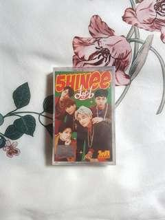 INSTOCK | SHINEE 1 OF 1 CASSETTE TAPE LIMITED EDITION