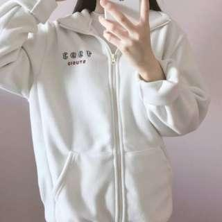 1993 Studio 全新 可議價 韓國 代購 正韓貨 當個韓妞 冬天 外套 白色