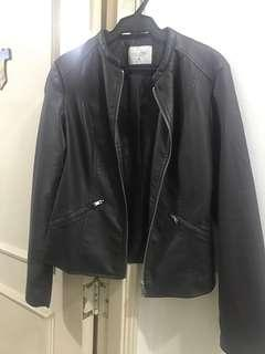 Calliope Brown leather Jacket