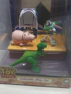 Disney Picard Toy story collectible play set