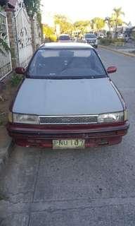 RUSH RUSH!! Toyota Corolla Small Body 89
