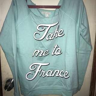F21 sweater