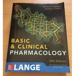 Katzung's Basic and Clinical Pharmacology 13th edition