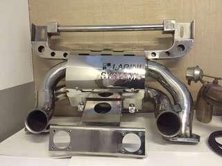 Lamborghini Murcielago Larini sports exhaust
