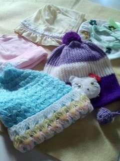 Topi Bayi Perempuan