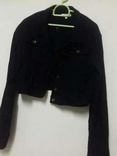 TI:ZED LADIES Black Denim Jacket #DeclutterWithJohanis #XMAS50
