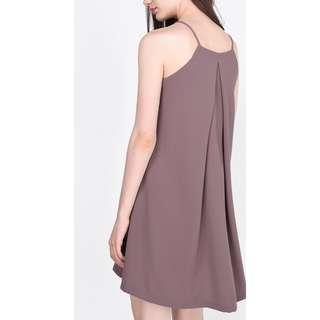 Fayth Evie Open Back Dress