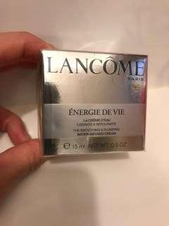 Lancôme Energie De Vie Water-Infused Cream 15ml