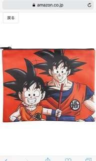 Dragon ball 文具袋