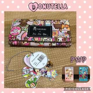 Preloved EUC Jujube Tokidoki DSS Donutella Sweet Shop Be Rich