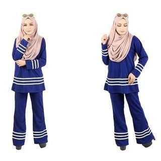 QA-455 Muslimah Set Wear