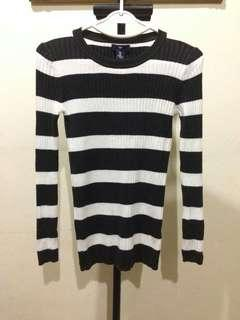 Gap Hugs Curvy Striped Top