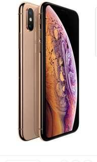 Fast Deal - iphone XS gold 256 GB