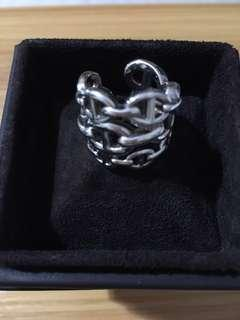 HERMES SILVER RING SPECIAL PRICE $369 each