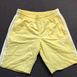 Adi-colour Yellow Shorts