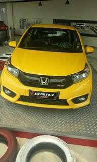 All New Brio RS, special promo untuk mahasiswa dan guru