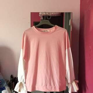 Pink Ribbon Sweatshirt