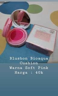 Bioaqua Blush On Cushion