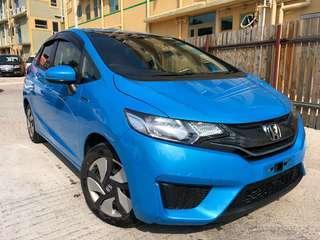 2013' Honda Fit Hybrid 1.5 AT