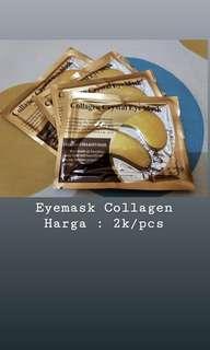 Eyemask collagen