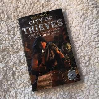 Fighting Fantasy Game: City of Thieves