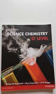 All About Science Chemistry Textbook Upper Secondary