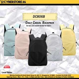 DC806B Backpack Bag