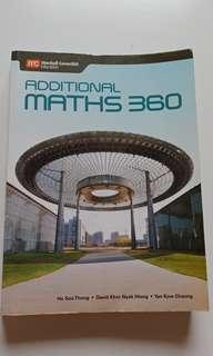 Additional Maths 360 Assessment Textbook