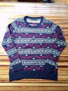 Forever 21 Christmas-Themed Sweater