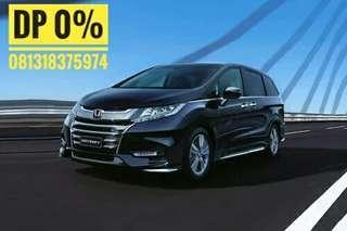 DP 0% All New Honda Odyssey